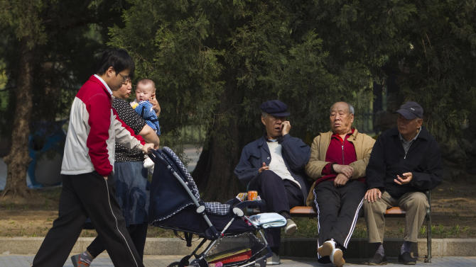 China requiring people to visit their aged parents