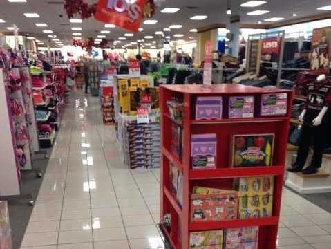 kohl's toy department