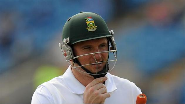 Cricket - Testing morning session for Proteas