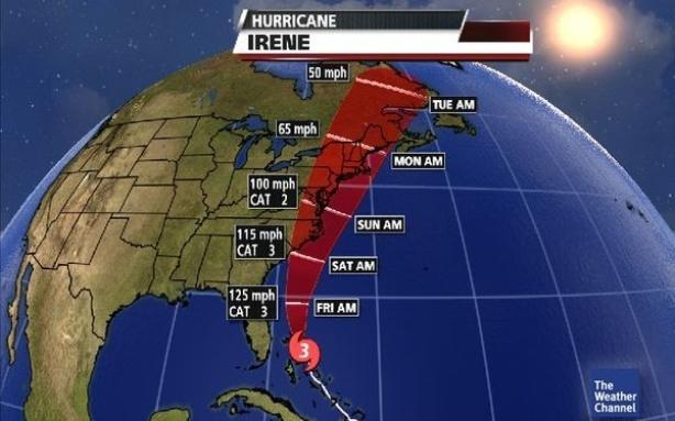 Much of the East Coast Has Declared a State of Emergency