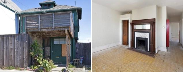 Beat-up San Francisco home goes for $1.2 million