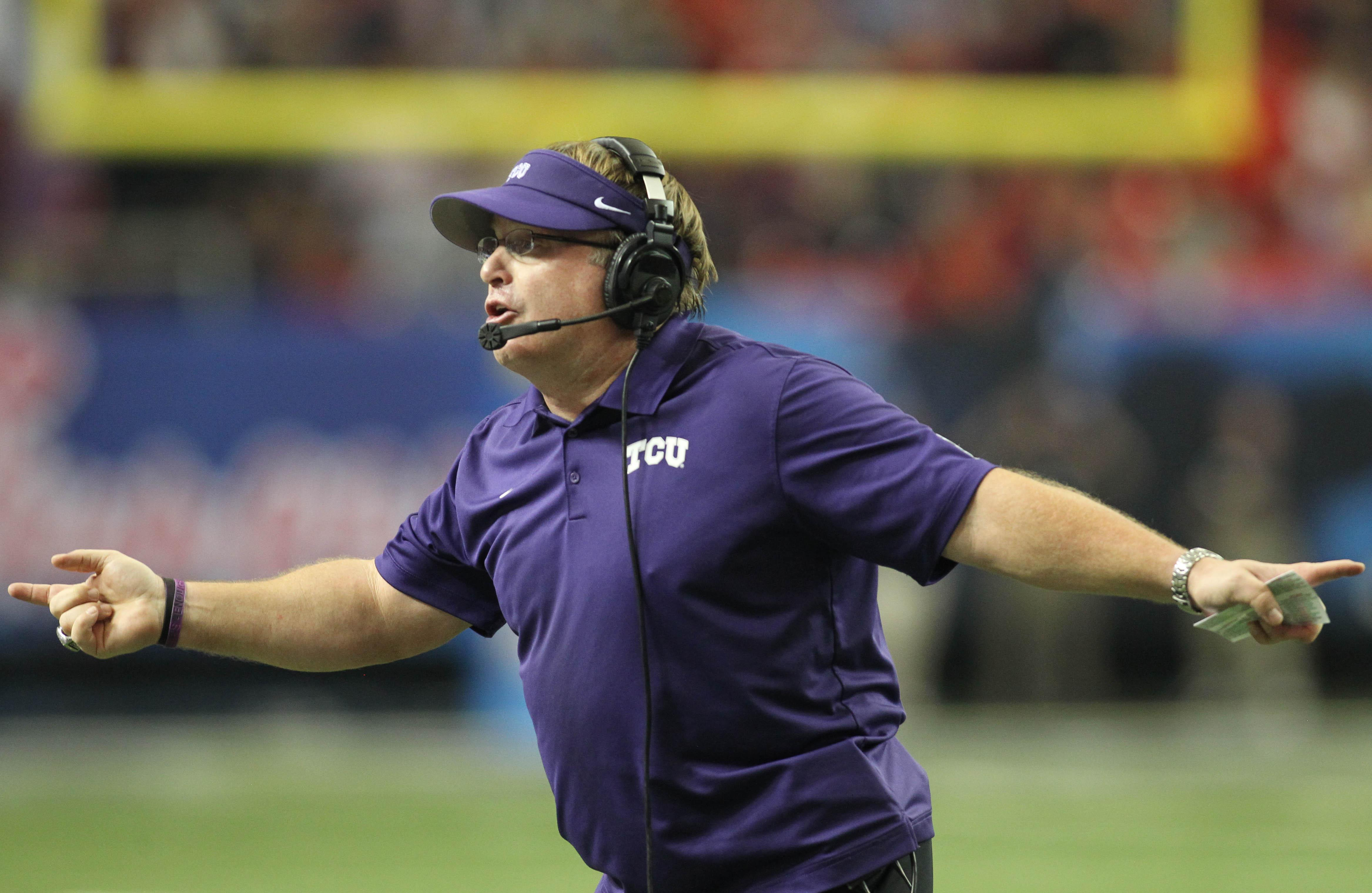 TCU to visit Alabama to analyze the Tide's recruiting practices