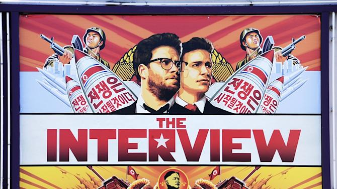 """The Interview"" has grossed more than $40 million on the Internet and other small-screen formats -- making it Sony's highest-grossing online film ever"