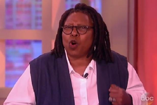 'The View' Goes Off on Rupert Murdoch's 'Real Black President' Tweet