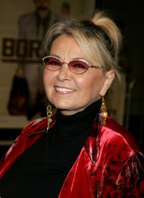 "Roseanne Barr arrives at the premiere of ""Borat: Cultural Learnings Of America"" held at the Grauman's Chinese Theatre on in Hollywood on October 23, 2006  -- Getty Images"