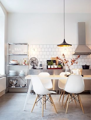 White On! 7 Gorgeous White Kitchens