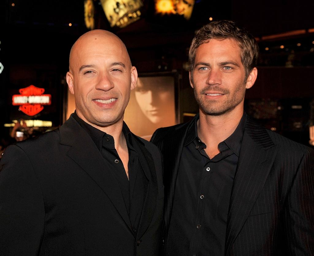 'Furious 7' revs up for April box office record