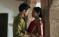 In this film image released by Tribeca Film Festival, Riz Ahmed, left, and Freida Pinto are shown in a scene from &quot;Trishna,&quot; a film by Michael Winterbottom which premiered at the Tribeca Film Festival in New York. (AP Photo/Tribeca Film Festival, Marcel Zyskind)