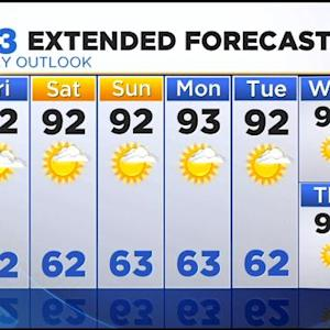 Noon Forecast - 8/29/14