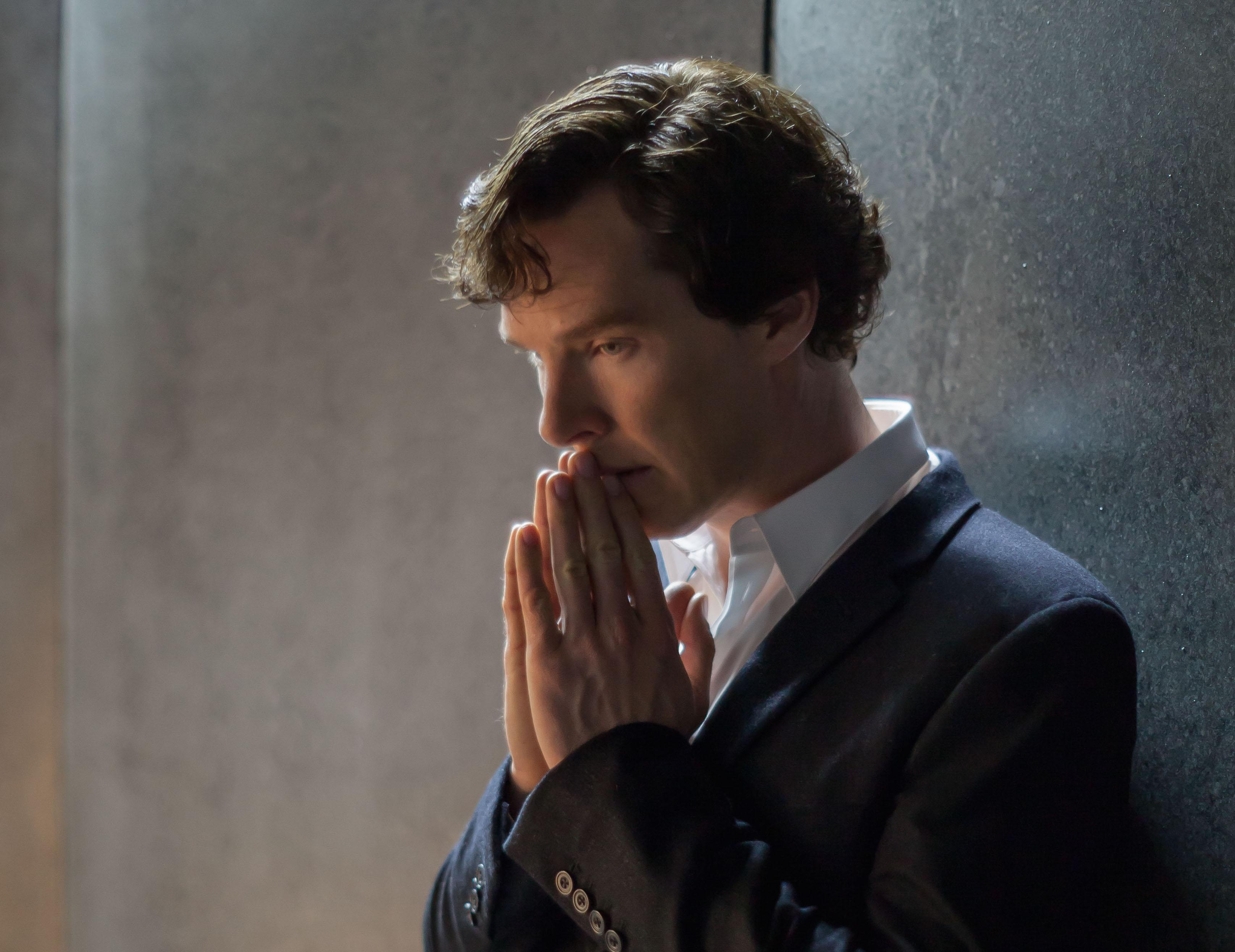 "Breathe a small sigh of relief, ""Sherlock"" Season 5 is already being teased"