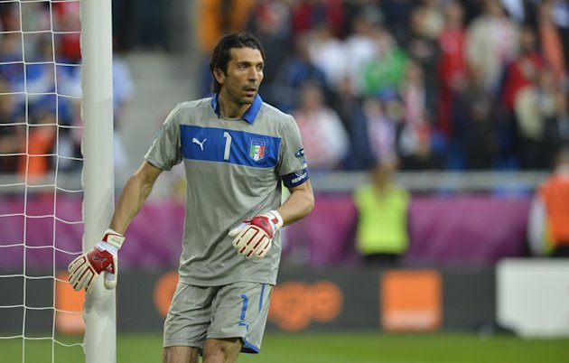 Italian Goalkeeper Gianluigi …