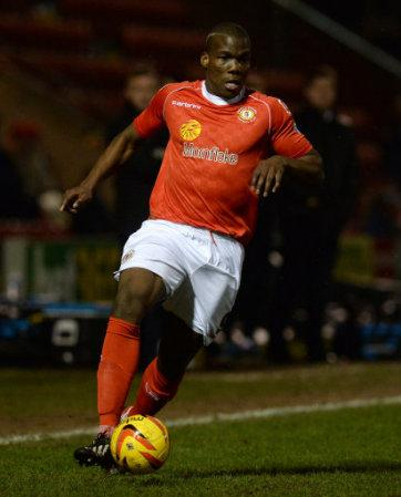 Soccer - Sky Bet League One - Crewe Alexandra v Milton Keynes Dons - The Alexandra Stadium