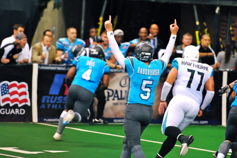 Busy Offseason Ahead for Arena Football League:  Fan Take