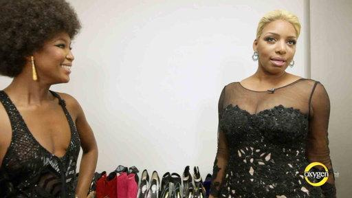 When NeNe Leakes Met Naomi Campbell...