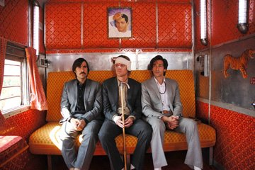 Jason Schwartzman , Owen Wilson and Adrien Brody in Fox Searchlight's The Darjeeling Limited