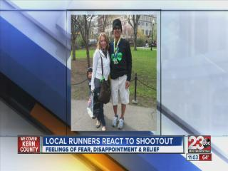 Local runners have mixed reaction about the death of bomber
