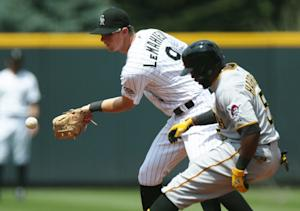 Harrison's 4 hits leads Pirates past Rockies, 7-5