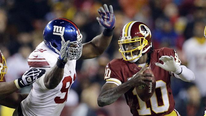 Moss, RG3 offer thoughts on Redskins coaches