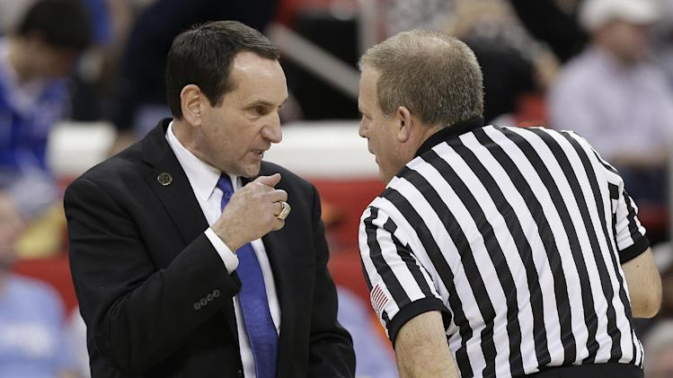 Another early exit for Mike Krzyzewski and Duke