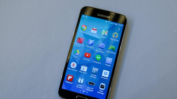 Samsung's free Galaxy S5 'gifts' focus on fitness