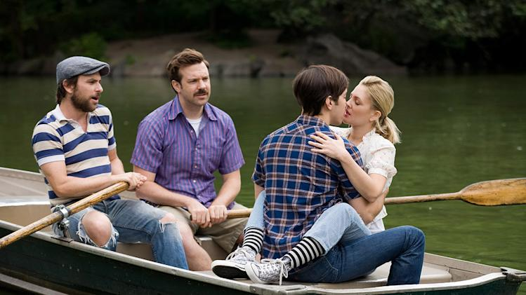 Going the Distance 2010 Warner Bros. Pictures Charlie Day Jason Sudeikis Justin Long Drew Barrymore