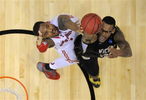AP PHOTOS: Final Four slate is set