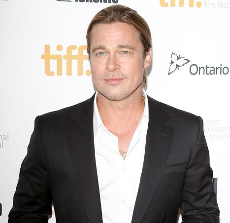 "Brad Pitt Crashes Couple's Wedding in England, Guests Went ""Wild And Mental"""