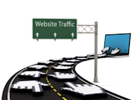 What Your Website is Missing: Converting Your Traffic Into Leads image Website traffic