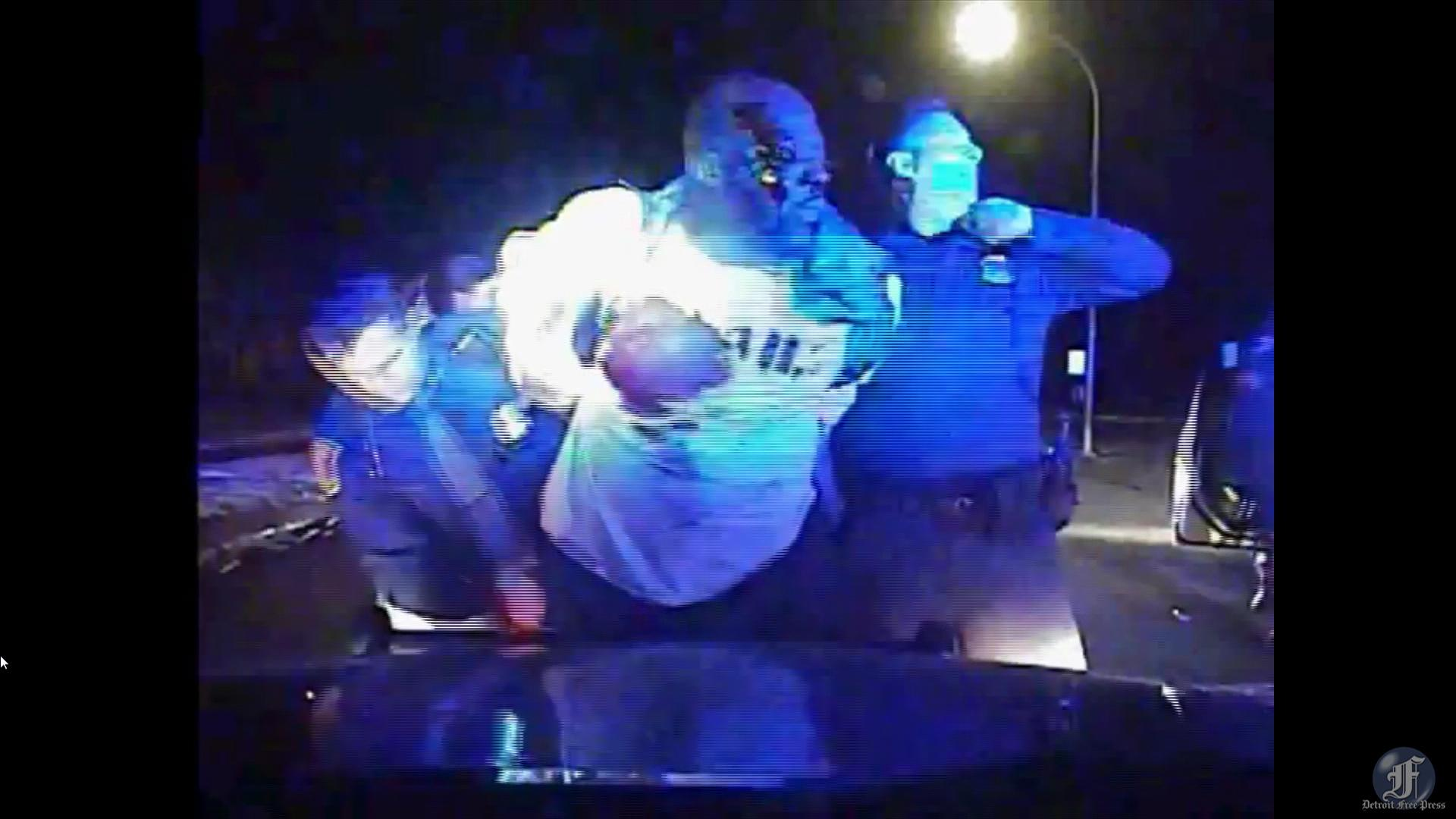 Michigan cops probed over violent traffic stop