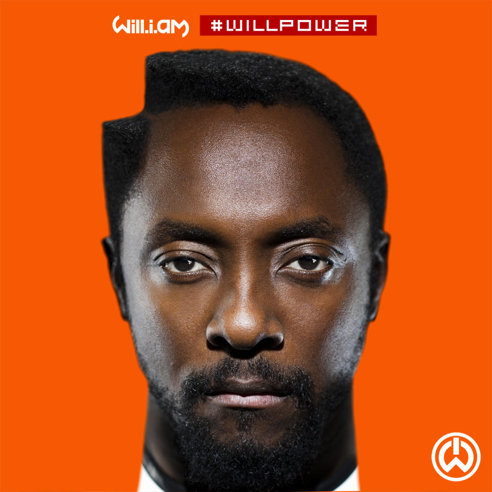 "This CD cover image released by Interscope Records shows ""#willpower,"" by Will.i.am. (AP Photo/Interscope Records)"