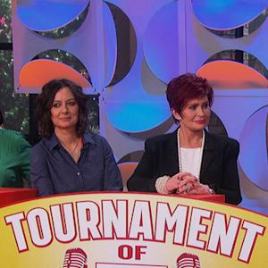 "The Talk - The Hosts Play ""Tournament of The Talk"" on 1000th Episode"