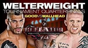 Bellator 74 TV Ratings Show Improvement as Season 7 Opens