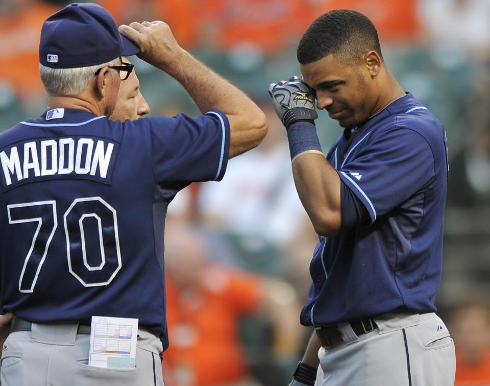 Rays defeat skidding Orioles 7-4