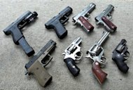 Which of these are assault weapons, and which are not? It depends on whom you ask.