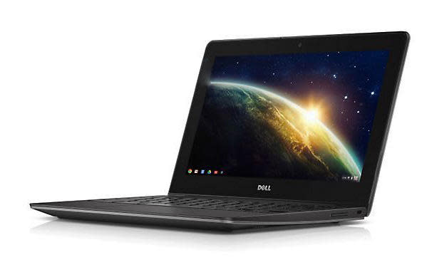 Dell's new computing appliance brings Windows apps to Chromebooks