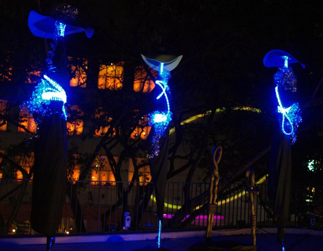 Luminance! S'pore's first youth light art festival