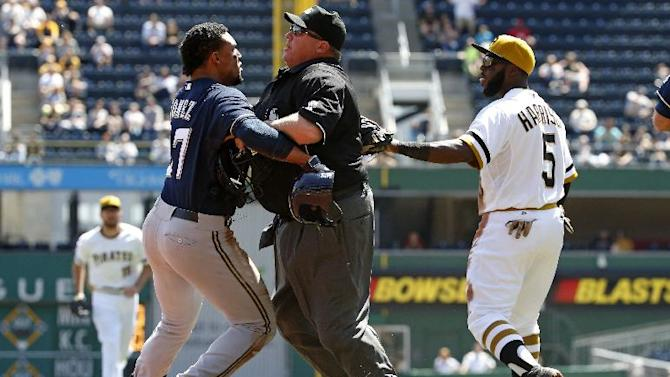 Brewers' Gomez has no plans to apologize