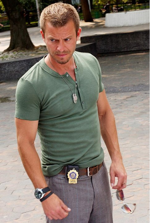 Carmine Giovinazzo stars as Danny Messer in CSI: NY on CBS.
