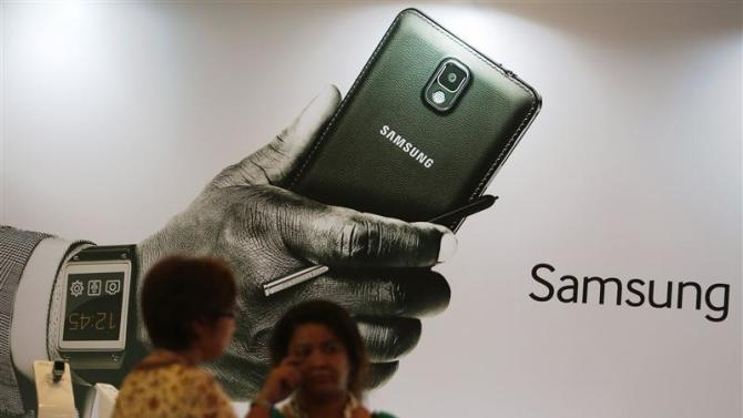 Launch of the Samsung Galaxy Note 3 and Galaxy Gear in Jakarta