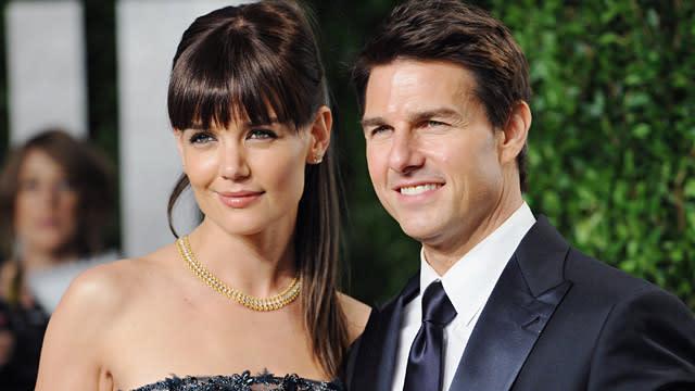 Tom Cruise, Katie Holmes to Divorce