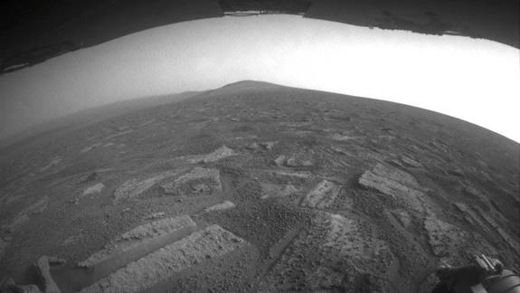 Mars Rover Opportunity Hits Driving Milestone on 10th Birthday