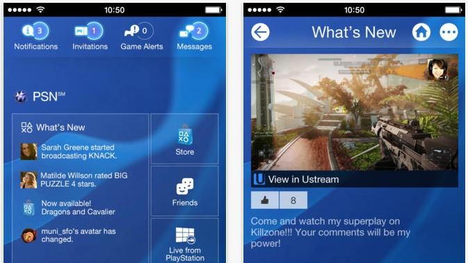 PlayStation App update brings live broadcasts to mobile devices
