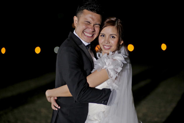 Paolo and Samantha Godinez weds