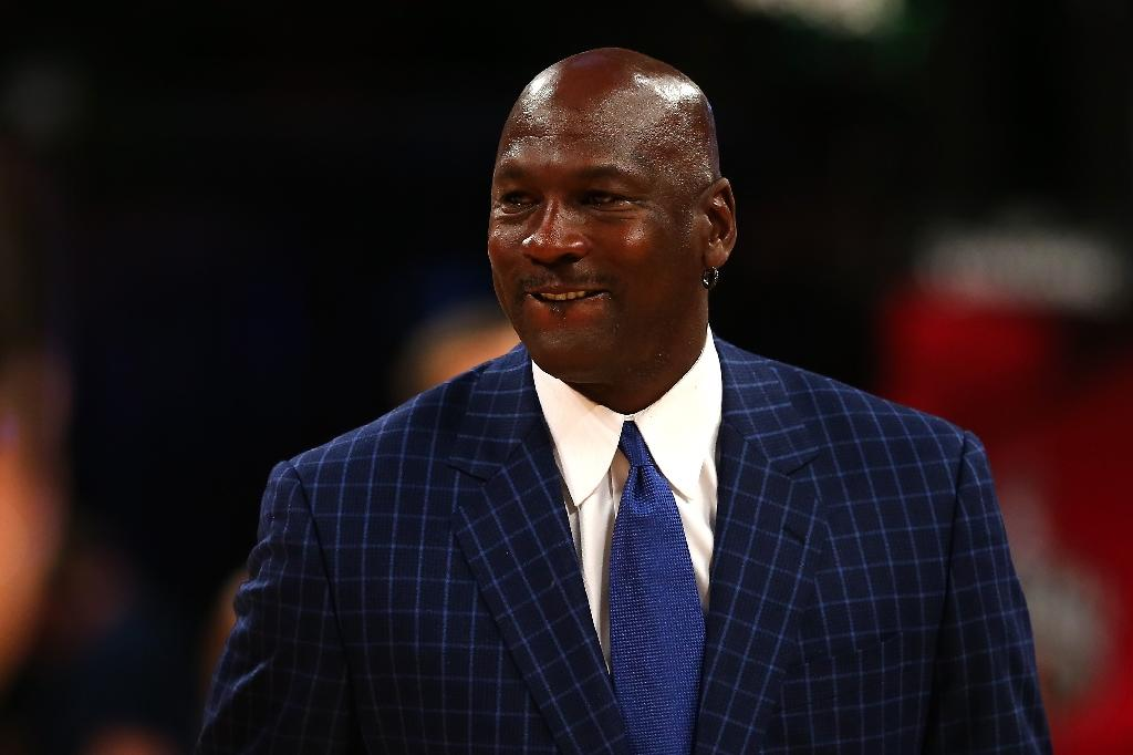 NBA icon Jordan speaks out on US gun violence