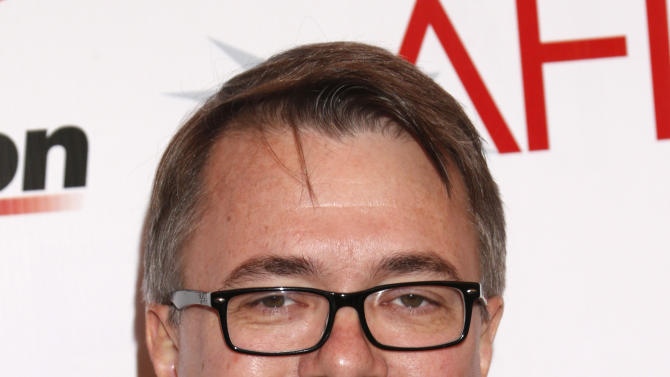 Vince Gilligan attends the 13th Annual AFI Awards Luncheon at the Four Seasons Hotel Los Angeles at Beverly Hills on Friday, January 11, 2013 in Los Angeles. (Photo by Todd Williamson/Invision/AP)