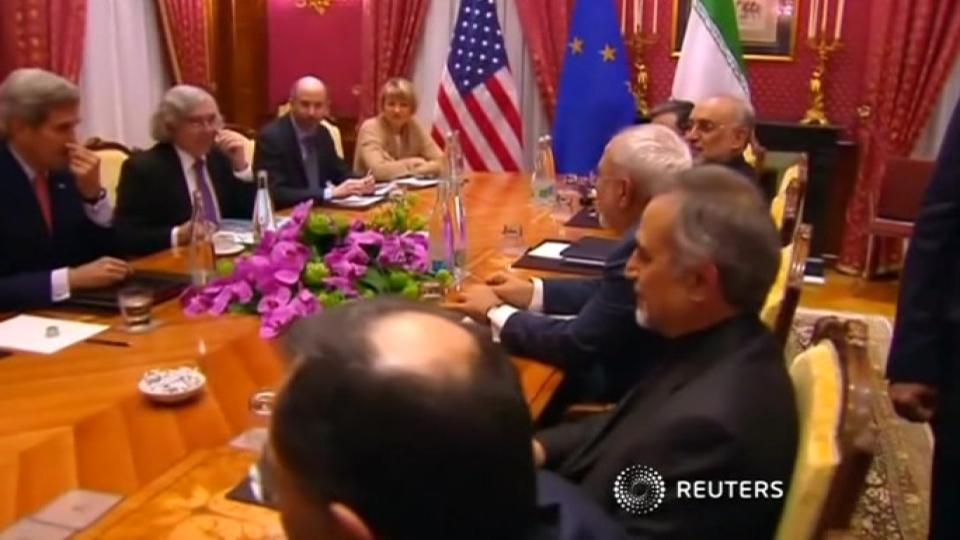 Iran talks go into top gear in battle of wills