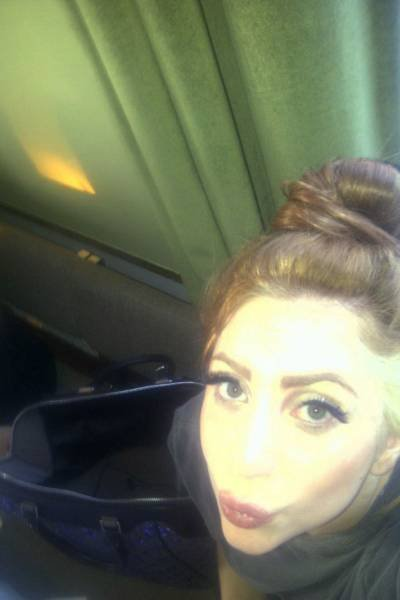 Lady Gaga Goes Brunette! Are You A Fan Of Her 'Louis Vuitton' Hair?