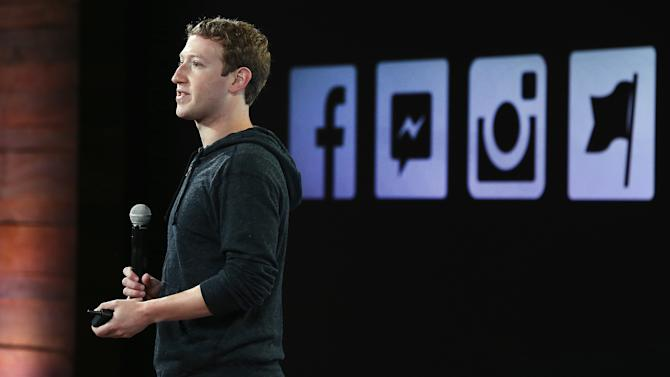 Small businesses generate cash for Facebook