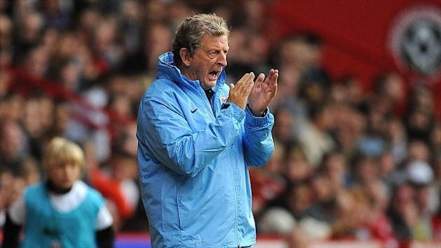 Roy Hodgson was impressed with the England Under-21s at Bramall Lane