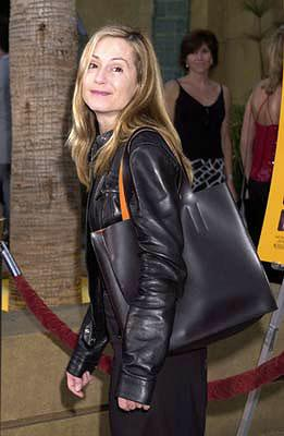 Holly Hunter at the Hollywood premiere of Fine Line's The Anniversary Party